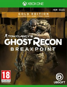 Tom Clancys Ghost Recon Breakpoint Gold Edition (Xbox One)