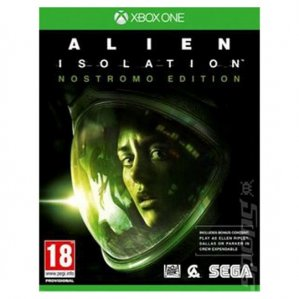 Alien Isolation Nostromo Edition (Xbox One rabljeno)