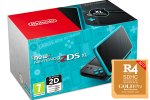 New Nintendo 2DS XL turkizen + R4i Gold v2019 + Face Riders + microSD 4GB + napajalnik