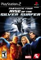 Rabljeno: Fantastic Four: The Rise of the Silver Surfer (PlayStation 2)