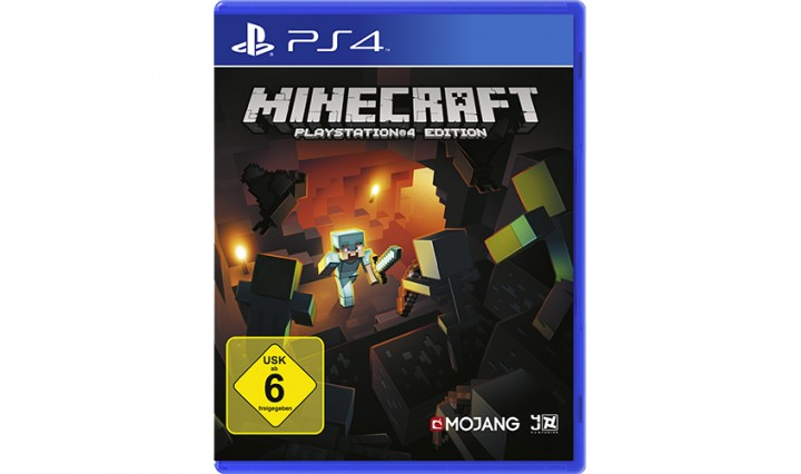 Minecraft PlayStation 4 Edition (PlayStation 4 rabljeno ...