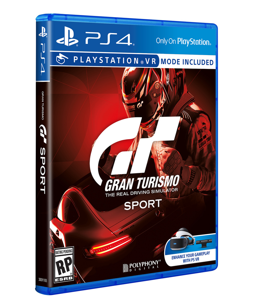 gran turismo sport day one edition playstation 4 39 99. Black Bedroom Furniture Sets. Home Design Ideas