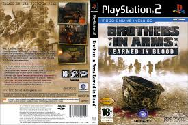 Rabljeno: Brothers in Arms Earned in Blood (Playstation 2)
