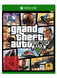 Grand Theft Auto V - GTA 5 (Xbox One)
