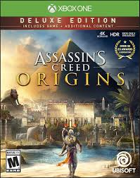 Assassin's Creed: Origins Deluxe Edition (Xbox one rabljeno)