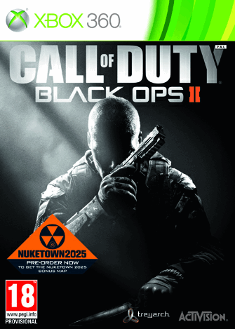 Rabljeno: Call Of Duty Black Ops 2 (Xbox 360)
