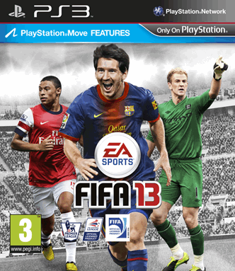 FIFA 13 (PlayStation 3 rabljeno)