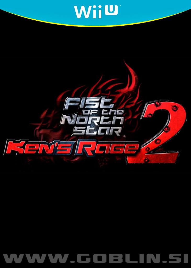 Domov Igre Wii U igre Fist of the North Star: Ken's Rage 2 (Wii U)