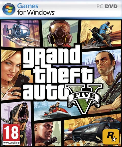 gta 5 pc game cd