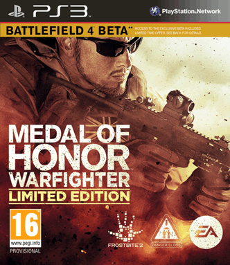 Rabljeno: Medal of Honor Warfighter (PlayStation 3)