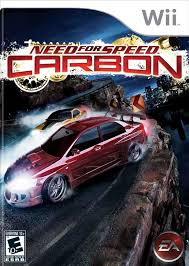 Rabljeno: Need For Speed Carbon (Nintendo Wii)
