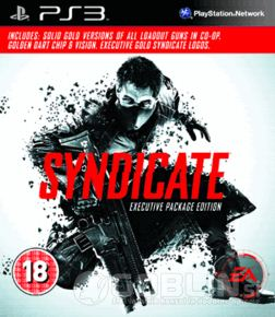 Syndicate (PlayStation 3 rabljeno)