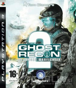 Tom Clancys Ghost Recon Advanced Warfighter 2 (PlayStation 3 rabljeno)
