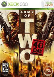 Rabljeno: Army of Two The 40th Day (Xbox 360)