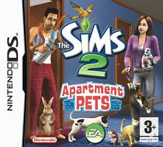 Rabljeno: The Sims 2: Apartment Pets (Nintendo DS)