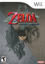 Rabljeno: The Legend of Zelda Twilight Princess (Nintendo Wii)