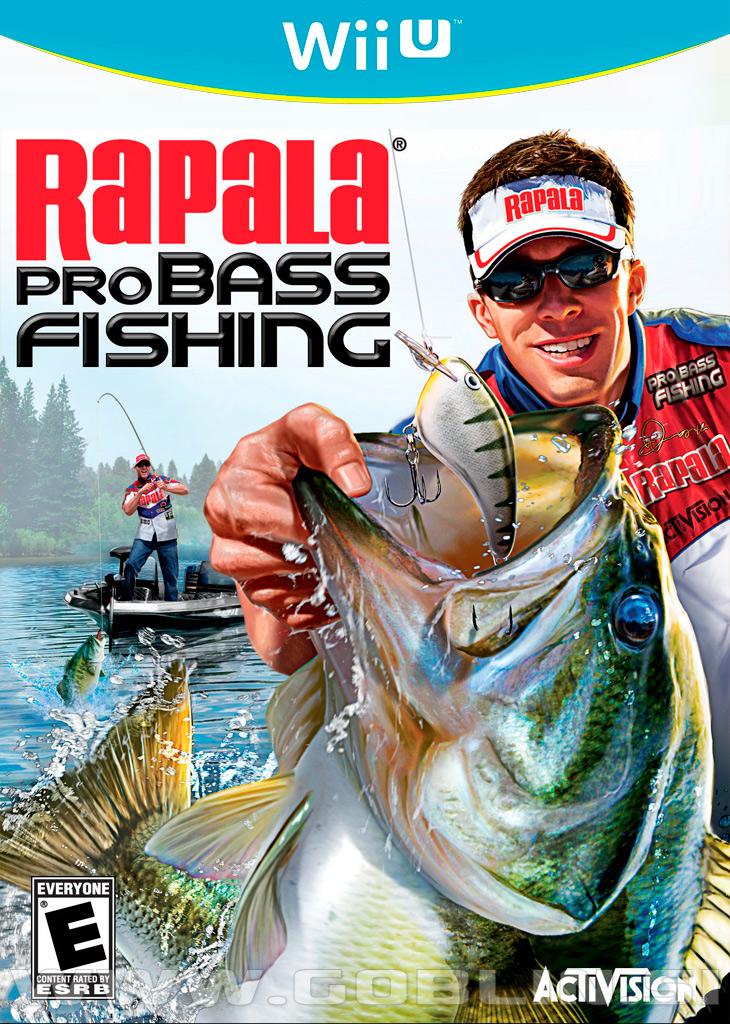 rapala pro bass fishing wii u 0 00 igralne konzole