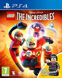 Lego The Incredibles (PlayStation 4)