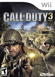 Rabljeno: Call of Duty 3 (Nintendo Wii)