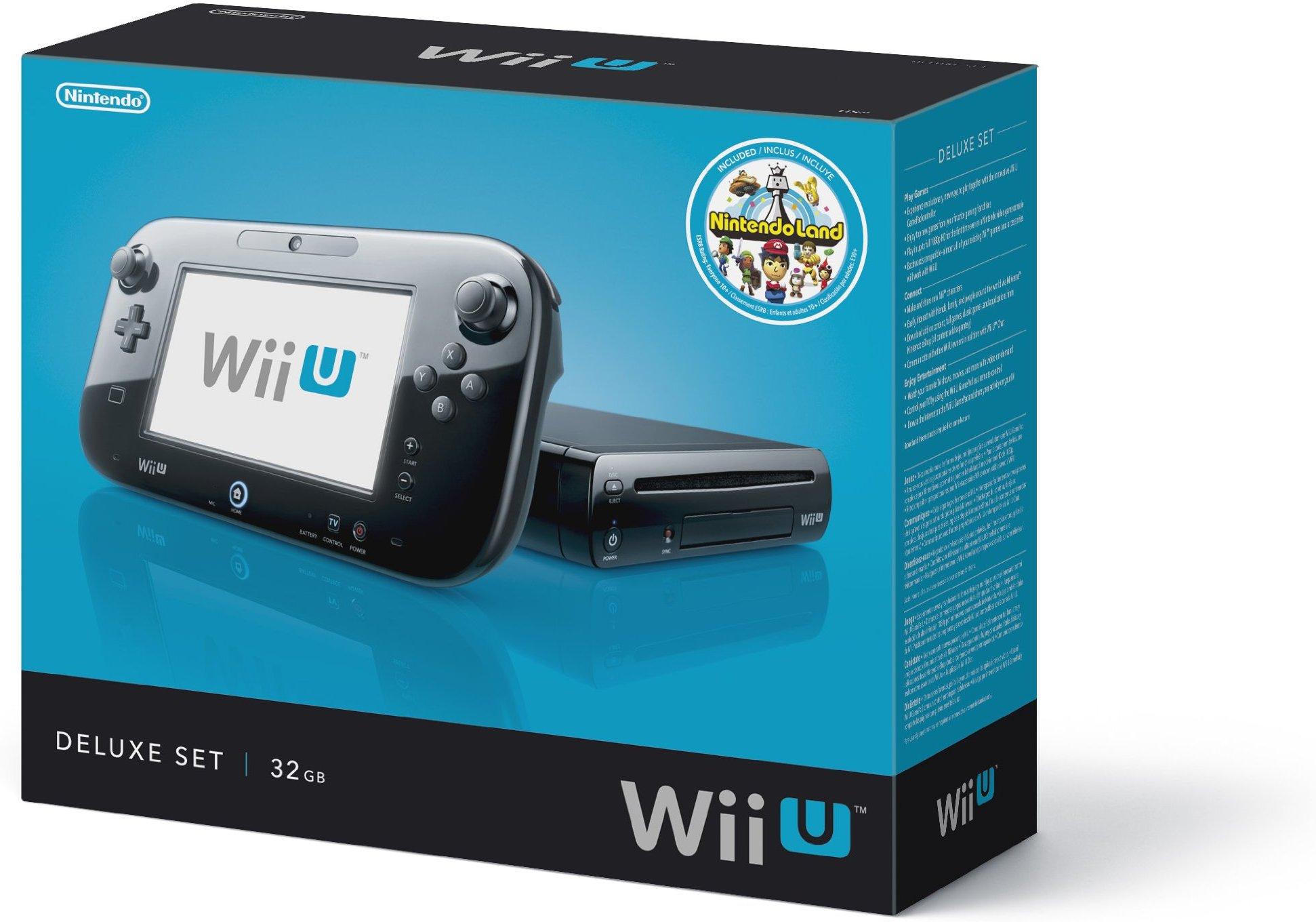Rabljeno: Nintendo Wii U Premium 32GB + USB Loader GX +