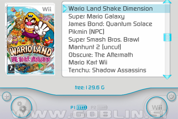 Nintendo Wii U odklep | Wii U softmod | USB Loader GX